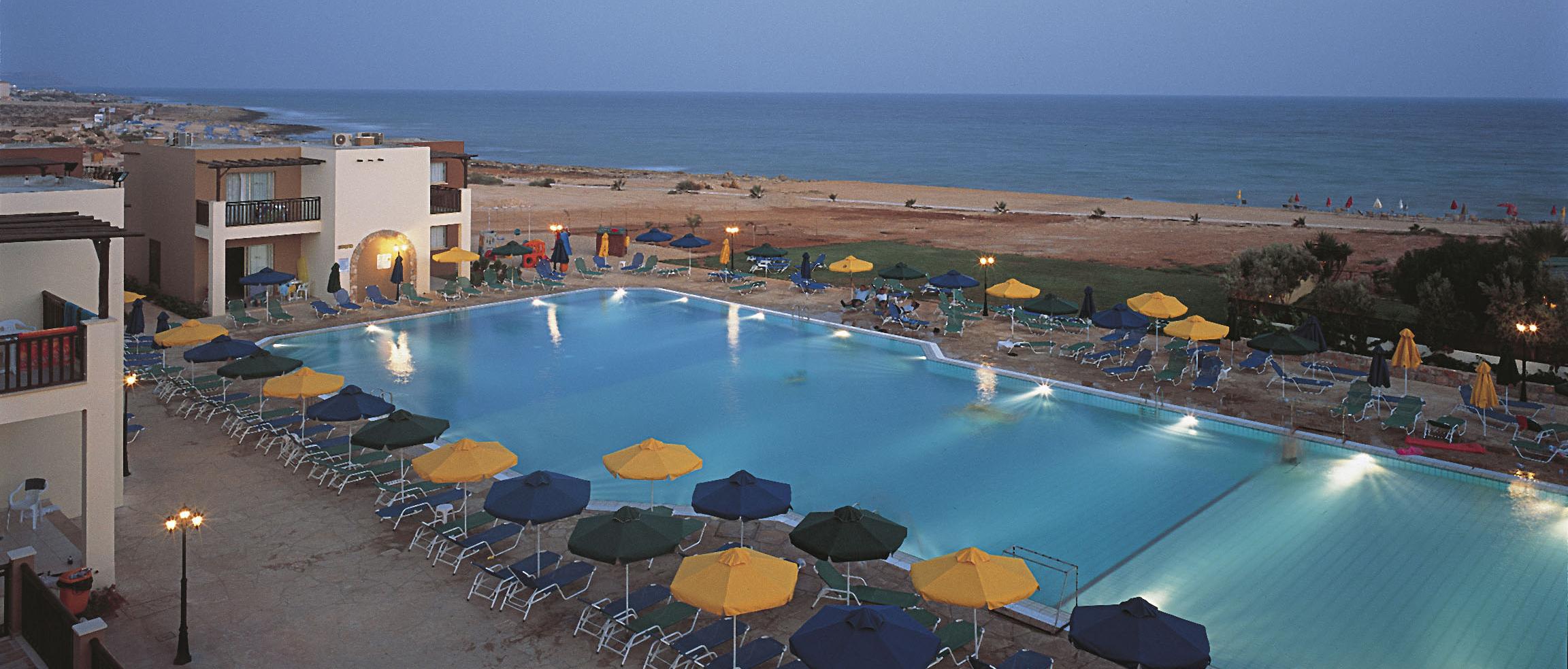 Pool in Ayia Napa Hotels