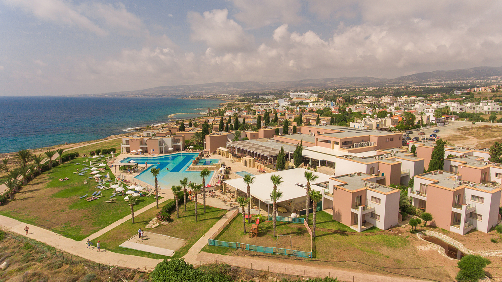 Luxury hotels in Paphos